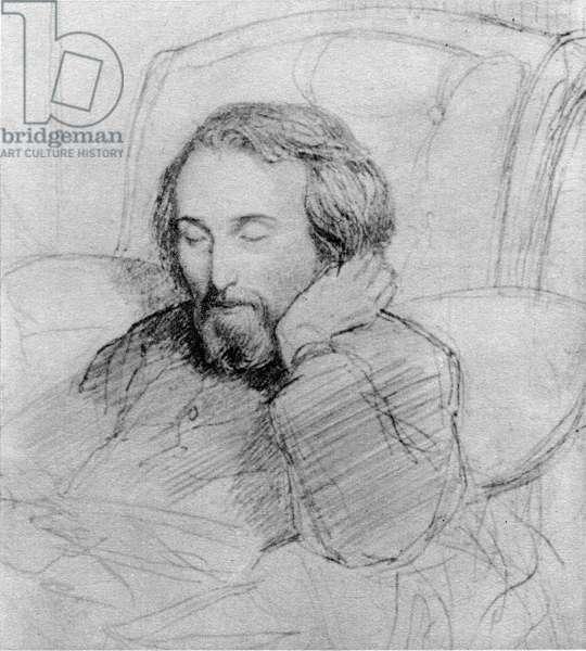 Heinrich Heine - portrait