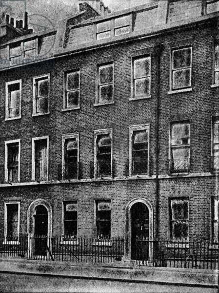 Charles Dickens's house -