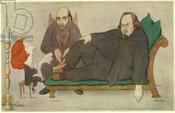 Algernon Swinburne Gabriel Rossetti