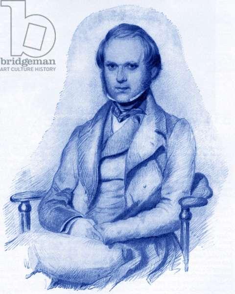 Charles Robert Darwin -