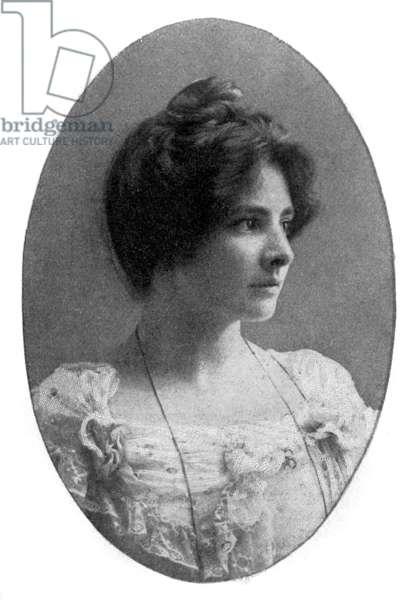 Mark Twain 's daughter Clara Clemens