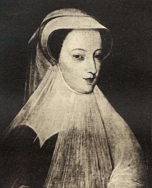 Mary Stewart  Queen