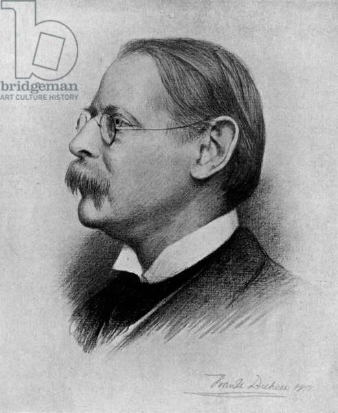 Edmund Gosse (Edmund William