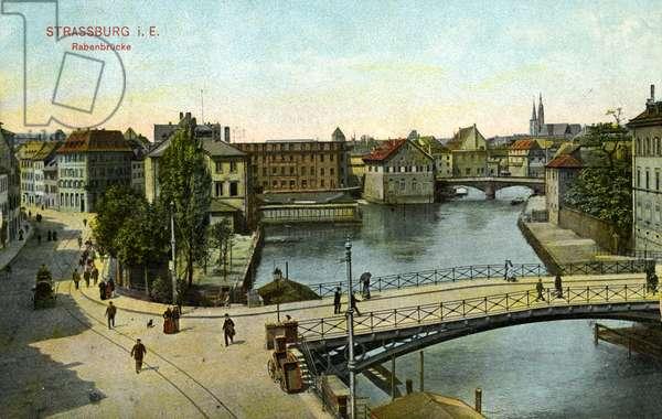 The Raven Bridge, Strasbourg
