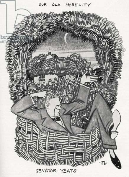 William Butler Yeats -