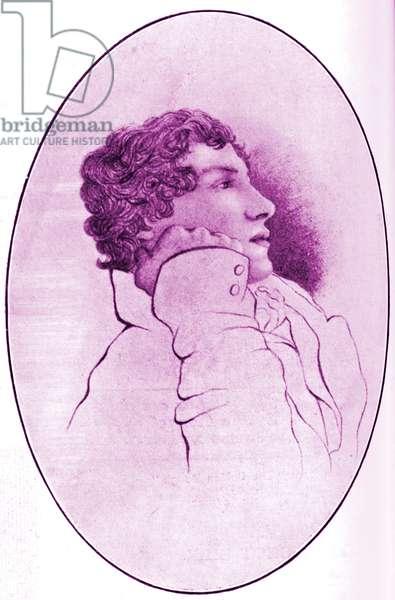 John Keats - portrait