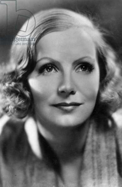 Greta Garbo - portrait