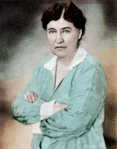 Willa Sibert Cather c. 1920s