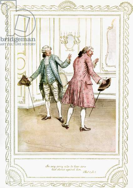 Richard Brinsley Sheridan's  'The School for Scandal'