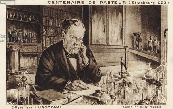 Louis Pasteur - French