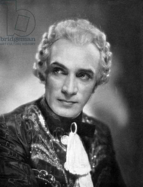 Conrad Veidt as Jew  Süss,
