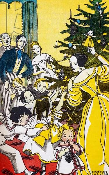 Hans Christian Andersen 's  'The Fir Tree'