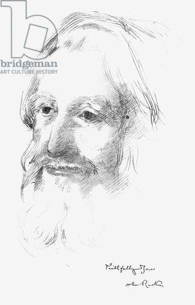 John Ruskin -