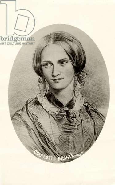 Charlotte Bronte British novelist