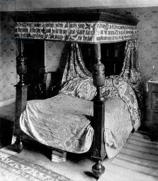 Bed of William Morris