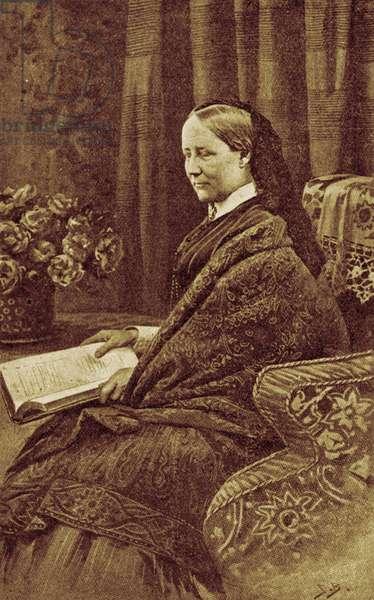 Elizabeth Cleghorn Gaskell - portrait