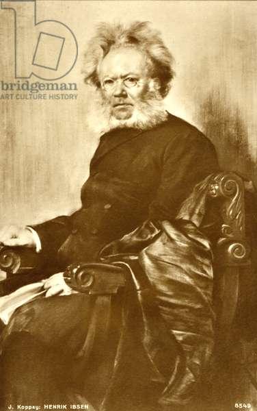 Henrik Ibsen by J