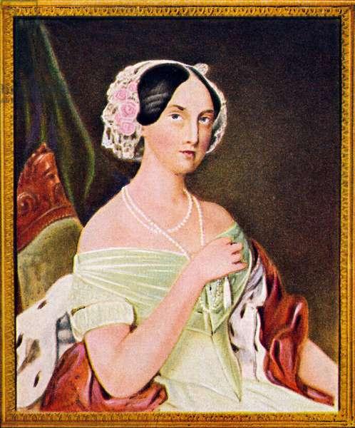 Olga Nikolayevna - portrait