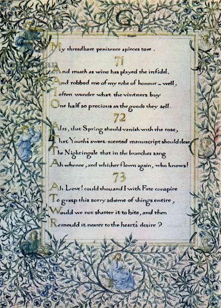 Rubaiyat of Omar Khayyam