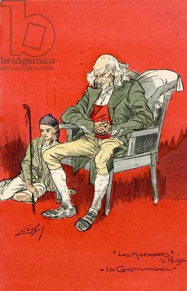 Un Constitutionnel - 'Les Misérables'