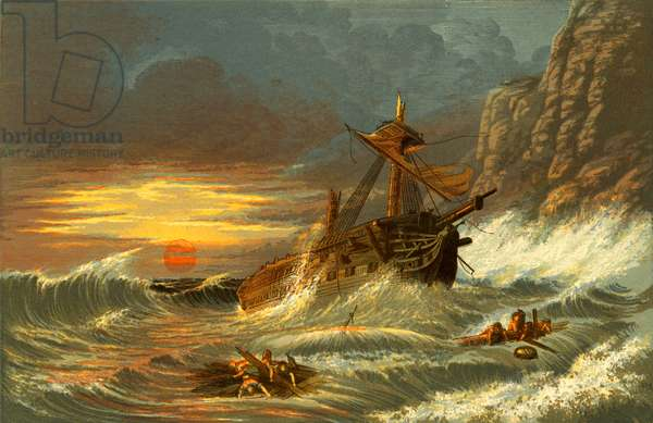 'The Shipwreck' by William Falconer