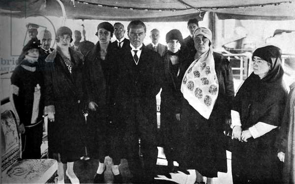 Mustafa Kemal Atatürk 1928