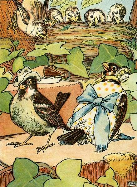 Edward Lear 's Nonsense Songs