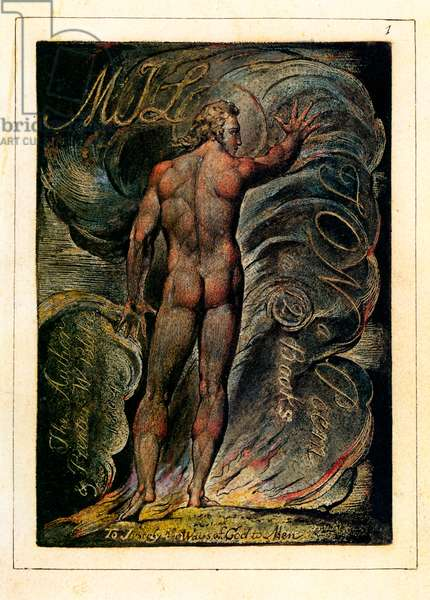 'Milton a poem' by William Blake