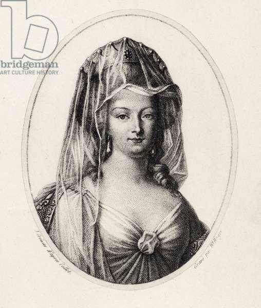 Queen Marie Antoinette of