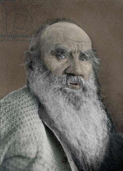 Leo Tolstoy - portrait