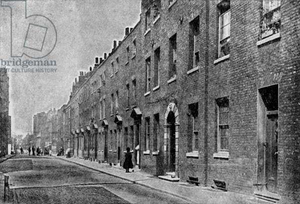 Charles Dickens - Lant Street