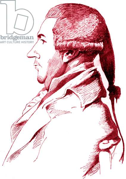 James Boswell - Drawing