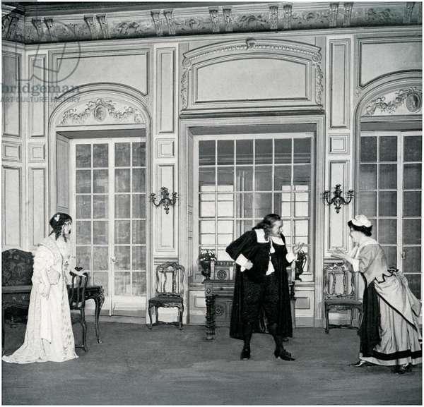 Tartuffe (play) by Molière, 1908