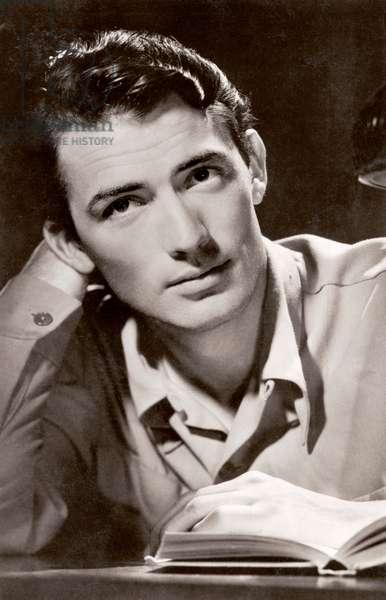 Gregory Peck - portrait