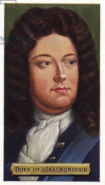 John Churchill 1st Duke