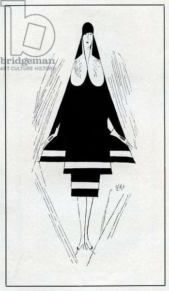 1920s woman by Zero  Hans Schleger