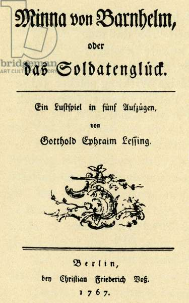 Gotthold Ephraim Lessing -