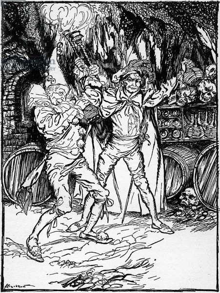 'The Cask of Amontillado' by Edgar Allan Poe