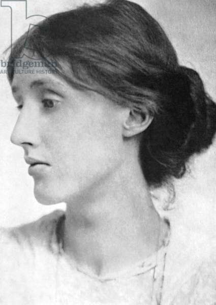Virginia Woolf - portrait