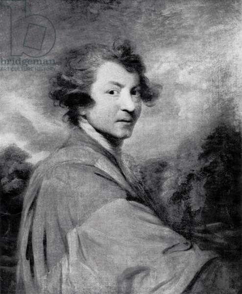 Joshua Reynolds - portrait
