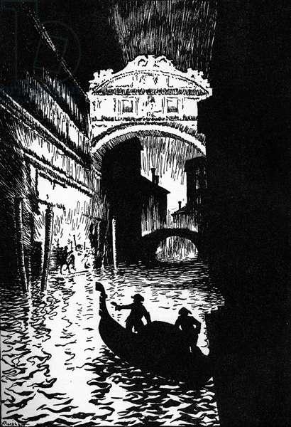'The Assignation' by Edgar Allan Poe