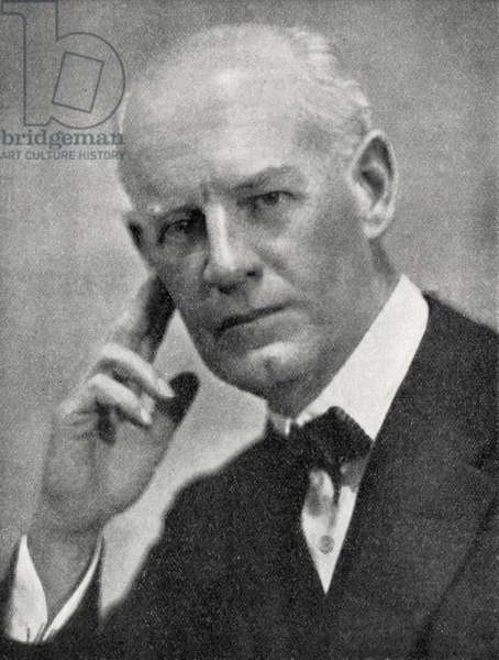 John Galsworthy - portrait