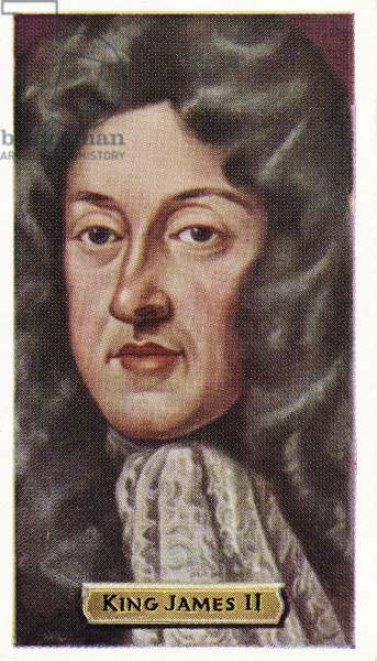 King James II -