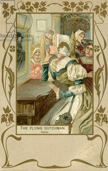 The Flying Dutchman by Wagner