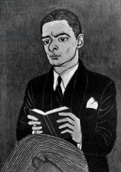 T S Eliot -