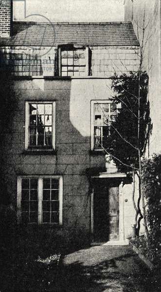 Charles Lamb - cottage