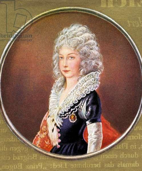 Maria Theresa Portrait of