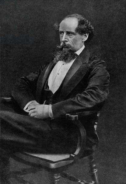 Charles Dickens - 1864