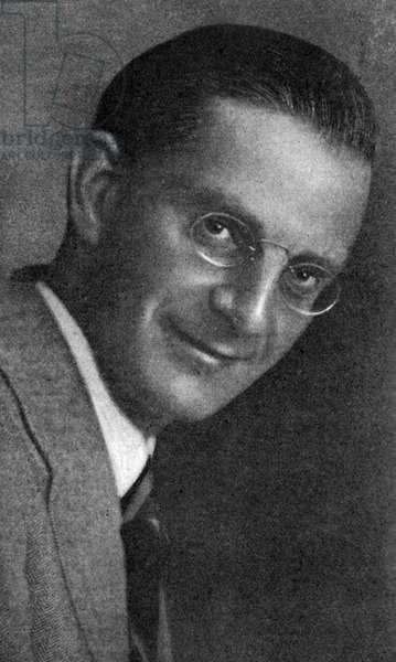 Neville Cardus- c 1924