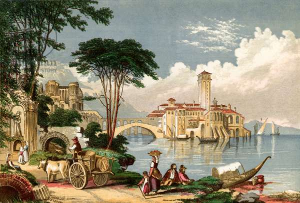 'After Leaving Italy' by William Wordsworth
